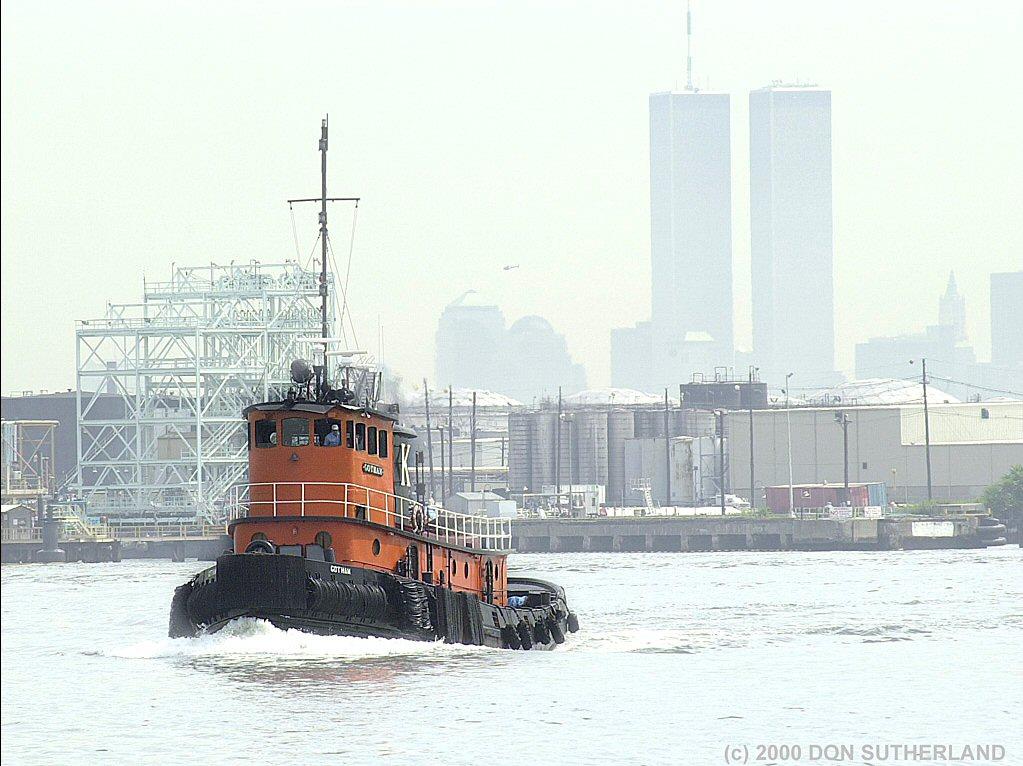 Tug Boat History, Vinik Marine, Inc